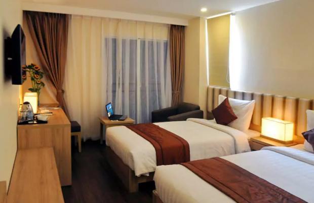 фото отеля Begonia (ex. Hanoi Golden 3 Hotel) изображение №17