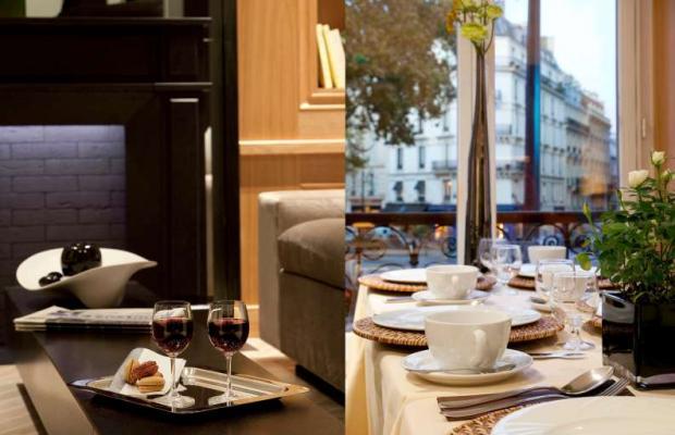 фотографии отеля Marceau Champs Elysees изображение №3
