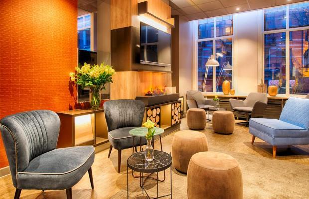 фотографии отеля Leonardo Hotel Amsterdam City Center (ex. Best Western Leidse Square Hotel; Terdam) изображение №23