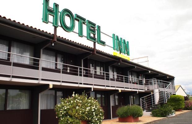 фото Hotel Inn Design Resto Novo La Rochelle (ex. Campanile La Rochelle Est) изображение №10