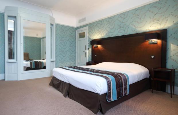 фотографии отеля Le Grand Hotel de Tours изображение №23