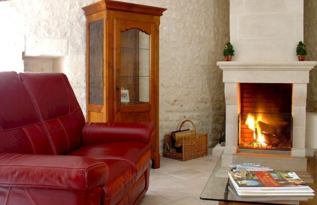 фото отеля Relais du Silence Le Relais de Saint Preuil изображение №49