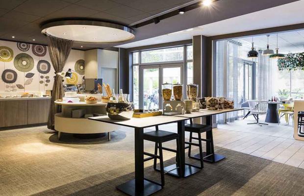 фотографии отеля Novotel Resort & Spa Biarritz Anglet изображение №3