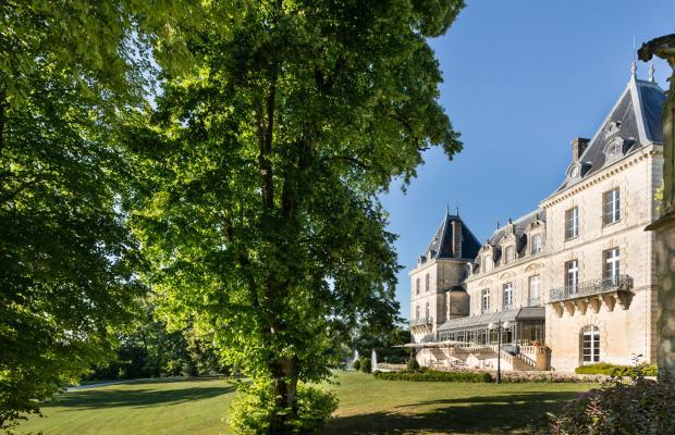 фотографии отеля Chateau de Mirambeau изображение №19
