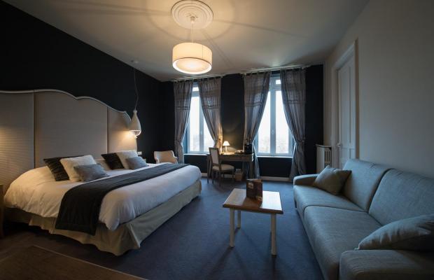 фото отеля Chateau du Clos de la Ribaudiere изображение №57