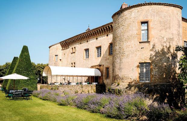 фото отеля Chateau de Bagnols изображение №57