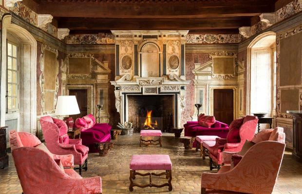 фотографии отеля Chateau de Bagnols изображение №35