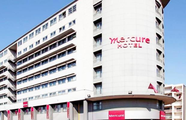 фото отеля Mercure Tours Centre Gare Hotel изображение №1