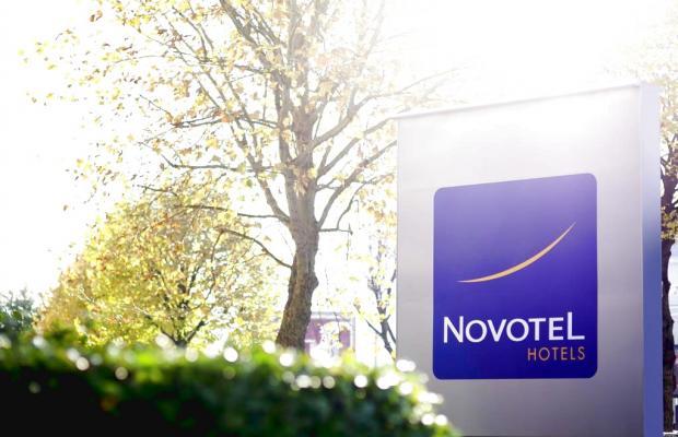 фотографии отеля Novotel Nantes Centre Bord de Loire изображение №7