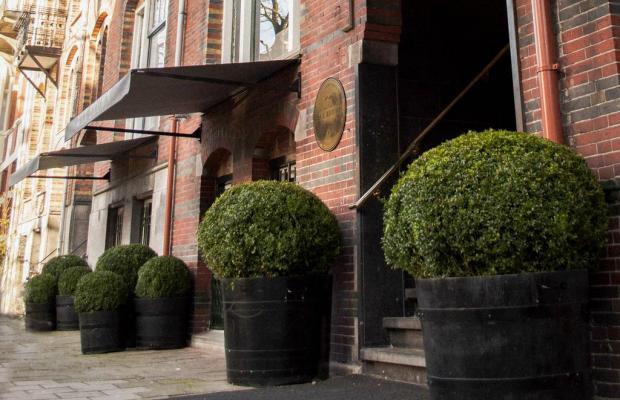 фото Max Brown Hotel Museum Square (ex. The Poet Hotel Amsterdam; Acro) изображение №2