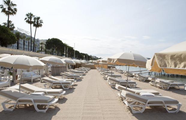 фотографии отеля Mercure Croisette Beach изображение №3
