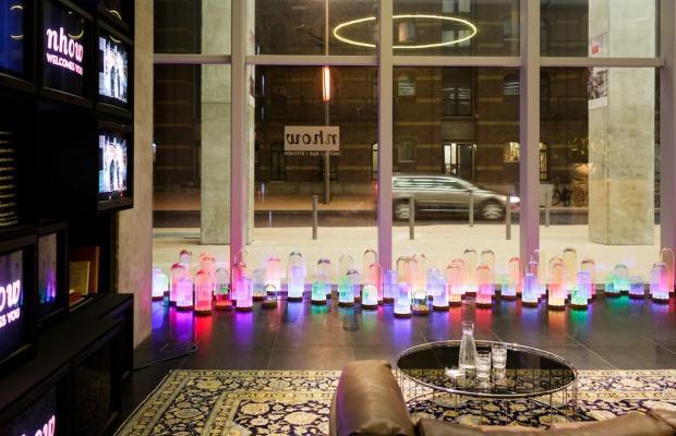 фотографии отеля Nhow Rotterdam изображение №31