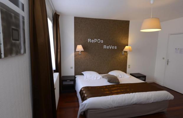 фото отеля Inter-hotel Le Cheval Rouge изображение №5