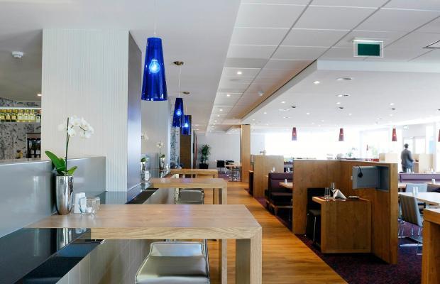 фото отеля Novotel Eindhoven изображение №5