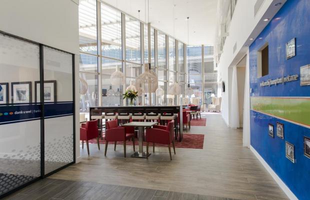 фотографии Hampton by Hilton Hotel Amsterdam / Arena Boulevard изображение №12