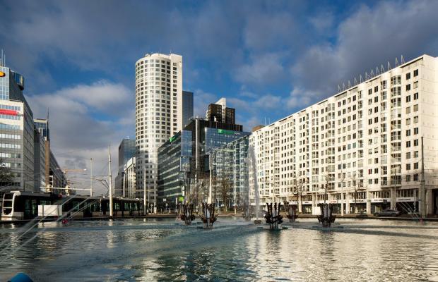 фотографии Holiday Inn Express Rotterdam - Central Station изображение №32