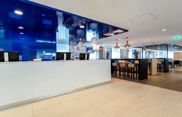 фотографии отеля Holiday Inn Express Rotterdam - Central Station изображение №19