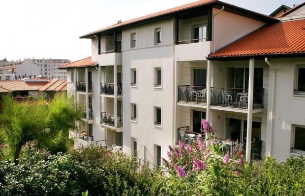 фотографии отеля Residence Biarritz Ocean изображение №19