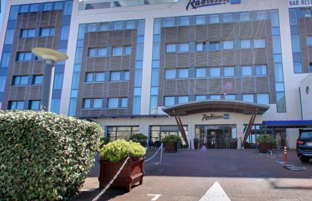 фотографии Radisson Blu Hotel Biarritz (ex. Royal Crown Plaza) изображение №4