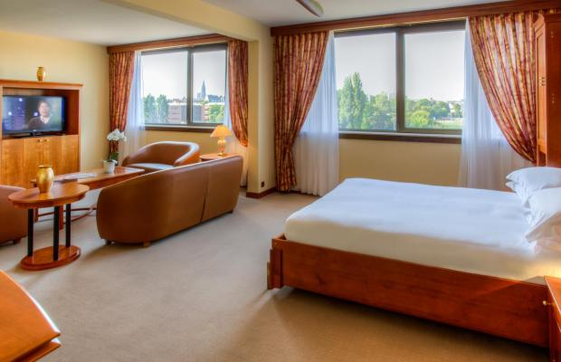 фотографии отеля Hilton Strasbourg изображение №23