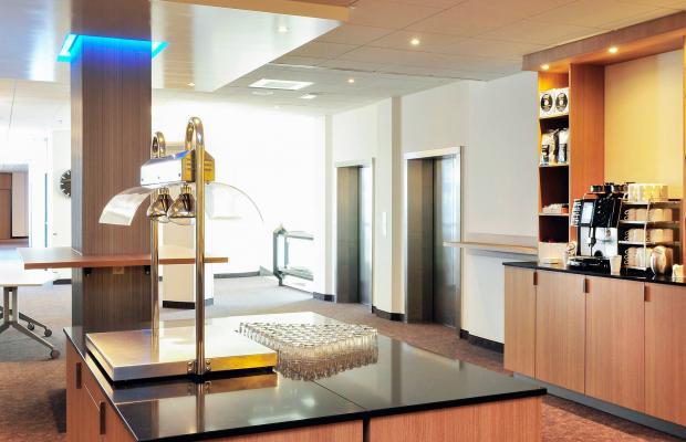 фотографии отеля Novotel Rotterdam Brainpark изображение №19