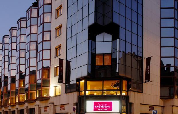 фото отеля Mercure Strasbourg Centre изображение №17