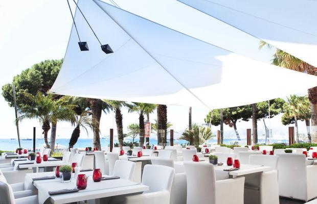 фото отеля JW Marriott Cannes (ех. Palais Stephanie by Sofitel) изображение №45