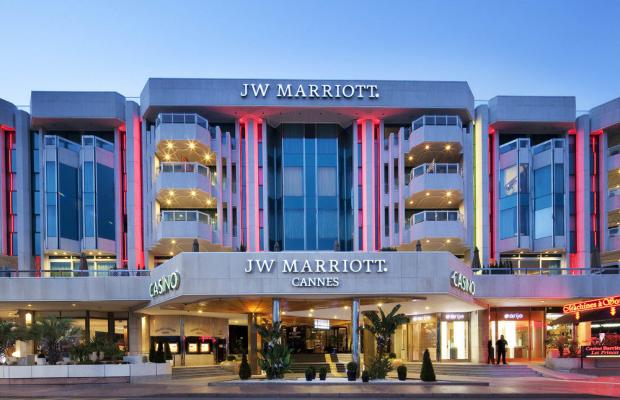 фотографии отеля JW Marriott Cannes (ех. Palais Stephanie by Sofitel) изображение №39