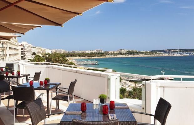 фотографии JW Marriott Cannes (ех. Palais Stephanie by Sofitel) изображение №36