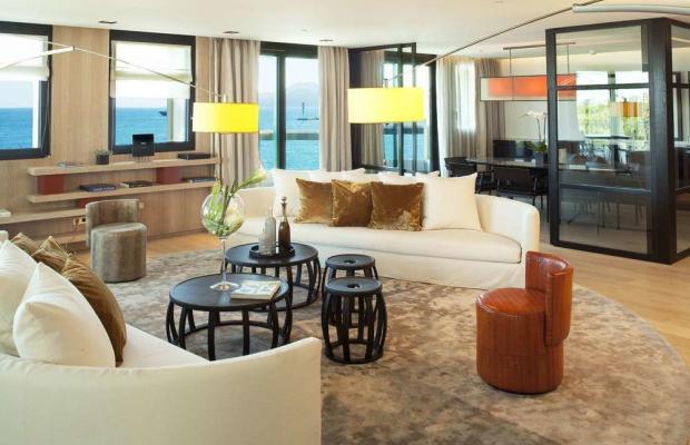 фотографии отеля JW Marriott Cannes (ех. Palais Stephanie by Sofitel) изображение №19