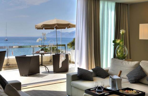 фотографии отеля JW Marriott Cannes (ех. Palais Stephanie by Sofitel) изображение №3