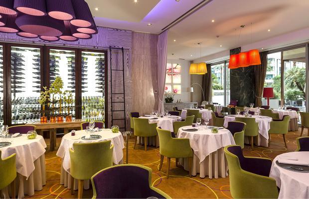 фото отеля Le Grand Hotel Cannes изображение №5