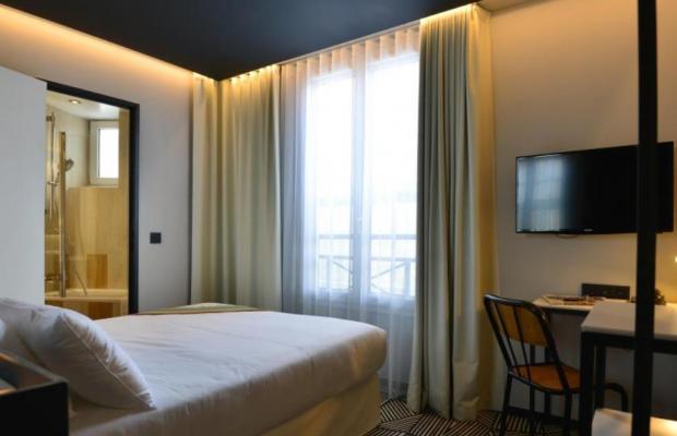 фотографии отеля Hotel Gaston (ex. Pavillon Pereire Arc de Triomphe) изображение №27