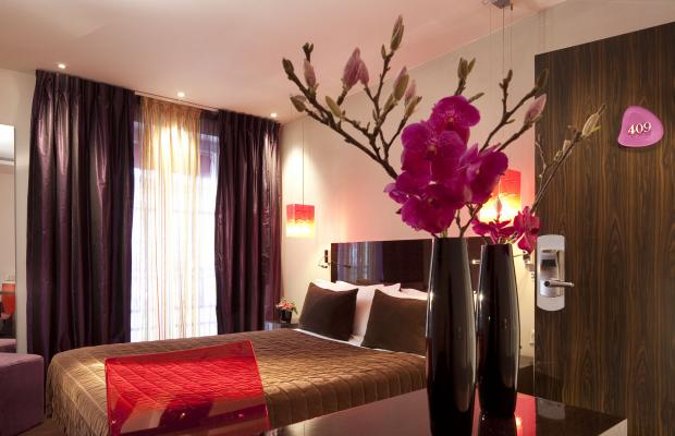 фотографии отеля Le Rocroy Hotel Paris изображение №3