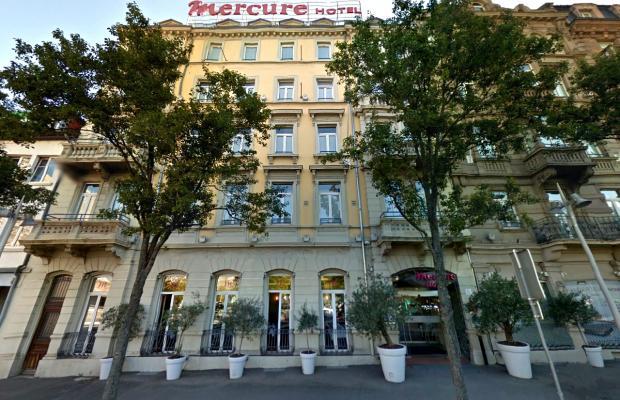фото отеля Mercure Strasbourg Centre Gare изображение №1