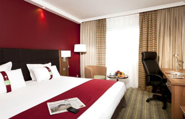 фотографии Holiday Inn Paris - Marne La Vallee (ex. Mercure Noisy Le Grand Marne La Vallee) изображение №24