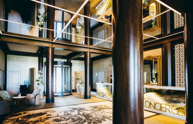фотографии отеля Hotel Barriere Le Royal изображение №15
