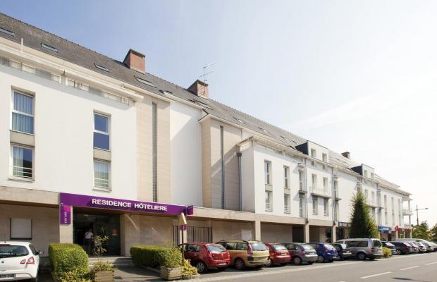 фото отеля Cerise CHERRY Lannion (ex. Appart'City Lannion) изображение №1