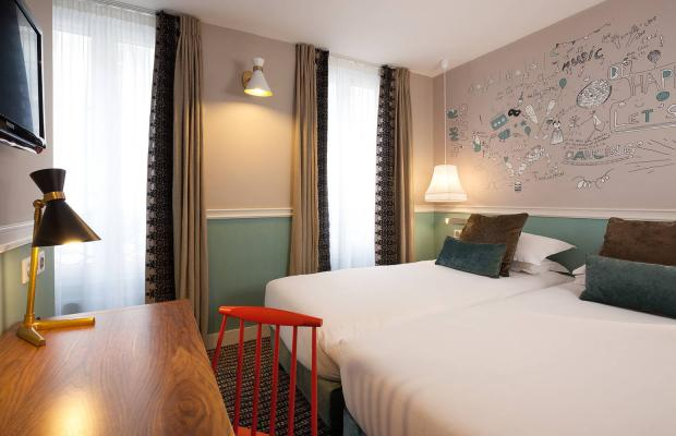фото отеля Les Trois Poussins изображение №21