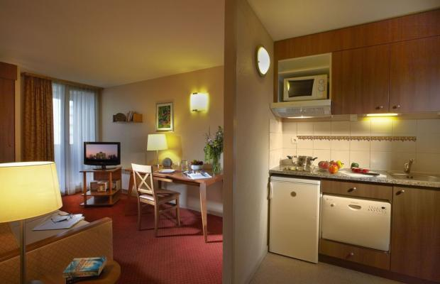 фото отеля Odalys Campus Meriadeck (ex. Citadines Bordeaux Meriadeck) изображение №13