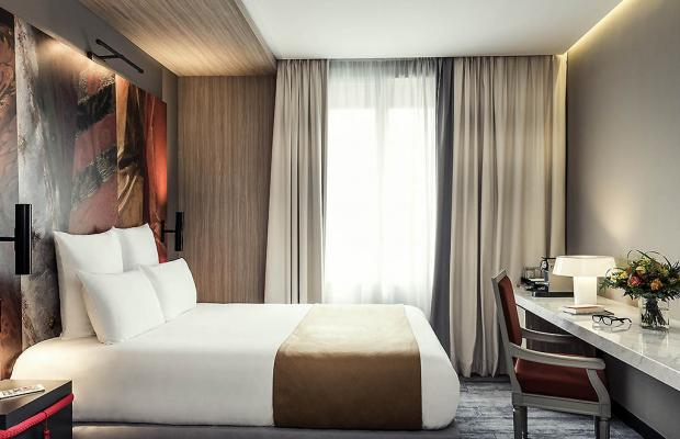 фото отеля Mercure Paris Alesia (ex. Quality Hotel Paris Orleans) изображение №21
