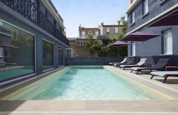 фото отеля Kyriad Marseille Blancarde - Timone изображение №1