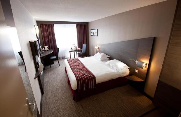фотографии отеля Hotel Mercure Vannes Le Port изображение №15