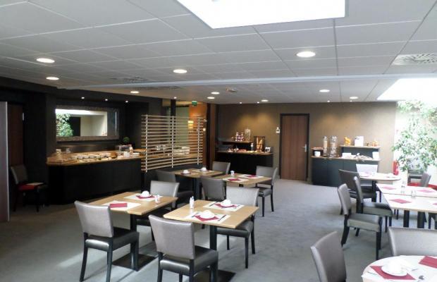 фотографии отеля Hotel Mercure Vannes Le Port изображение №3