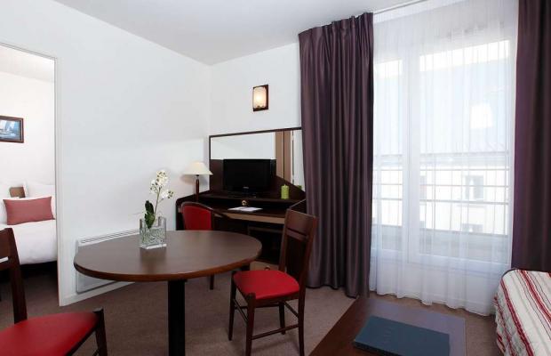 фотографии отеля Appart'City Brest Place de Strasbourg (ex. Appart'City Brest Europe)  изображение №15