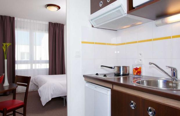 фото отеля Appart'City Brest Place de Strasbourg (ex. Appart'City Brest Europe)  изображение №9
