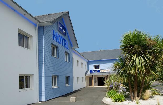 фотографии отеля Hotel Kyriad Quimper - Pont-l'Abbe (ex. Inter-Hotel Taledenn) изображение №15