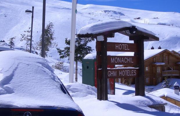 фотографии отеля Hotel GHM Monachil изображение №3