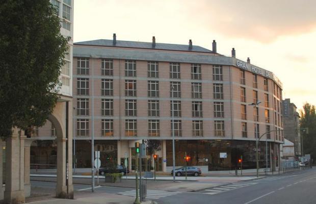 фото Gran Hotel de Ferrol (ex. Hesperia Ferrol) изображение №14