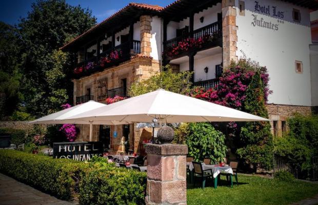 фотографии отеля Los Infantes изображение №3